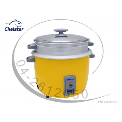 Chelstar 1.8 Liter Electric Rice Cooker (CRC-018)