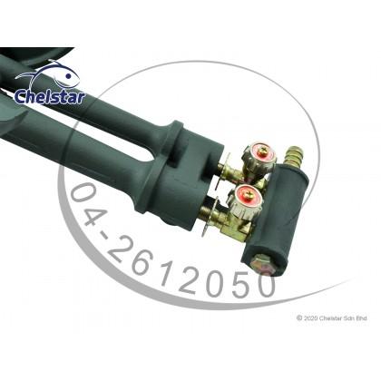 Chelstar Low Pressure Cast Iron Gas Cooker / Stove (C-30RK)