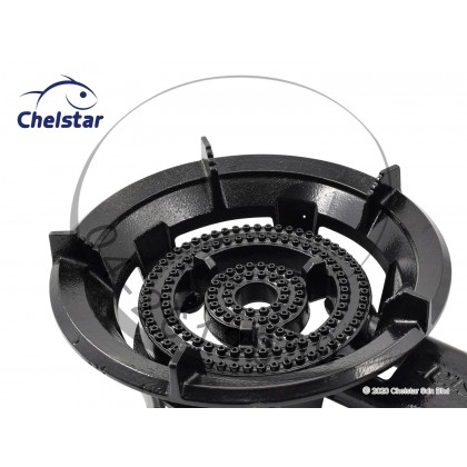 Chelstar Low Pressure Auto Ignition Cast Iron Gas Cooker / Stove (M-31A)