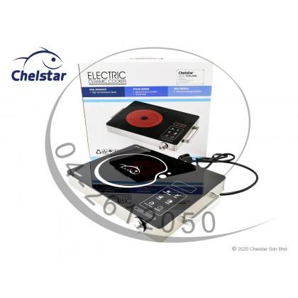 Chelstar Electric Built-in Ceramic Hob/ Cooker (CCB-2200)