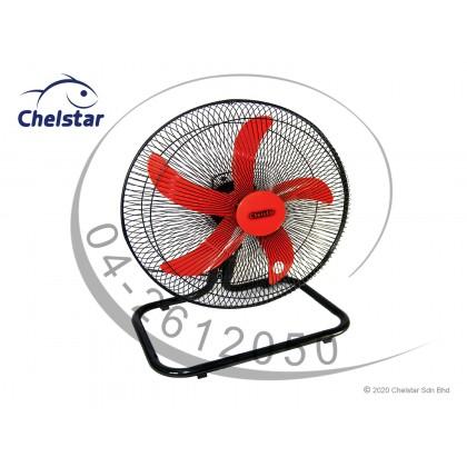 """Chelstar 18"""" Commercial Floor Fan (CCFF-18 O)"""