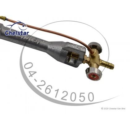 "Chelstar High Pressure Cast Iron ""B & C"" Gas Cooker / Stove (MS-5B B&C)"