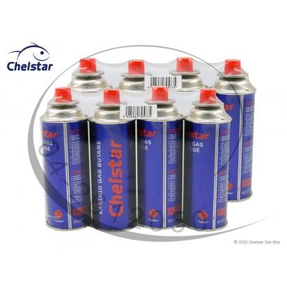 Chelstar Butane Gas Cartridge 230G (CBG-23)