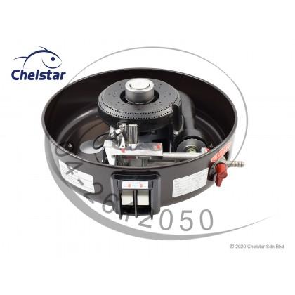Chelstar 18 Liter Commercial Gas Rice Cooker / Stove (GRC-18M)